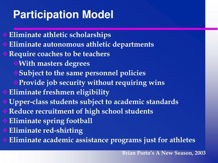 Participation Model