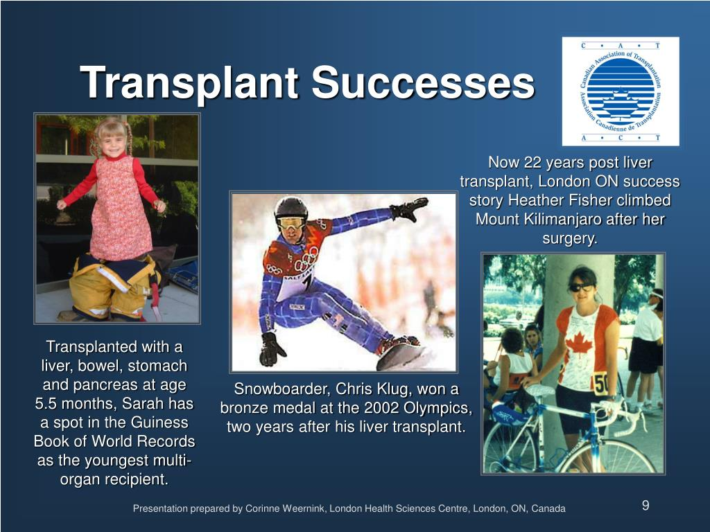 Now 22 years post liver transplant, London ON success story Heather Fisher climbed Mount Kilimanjaro after her surgery.