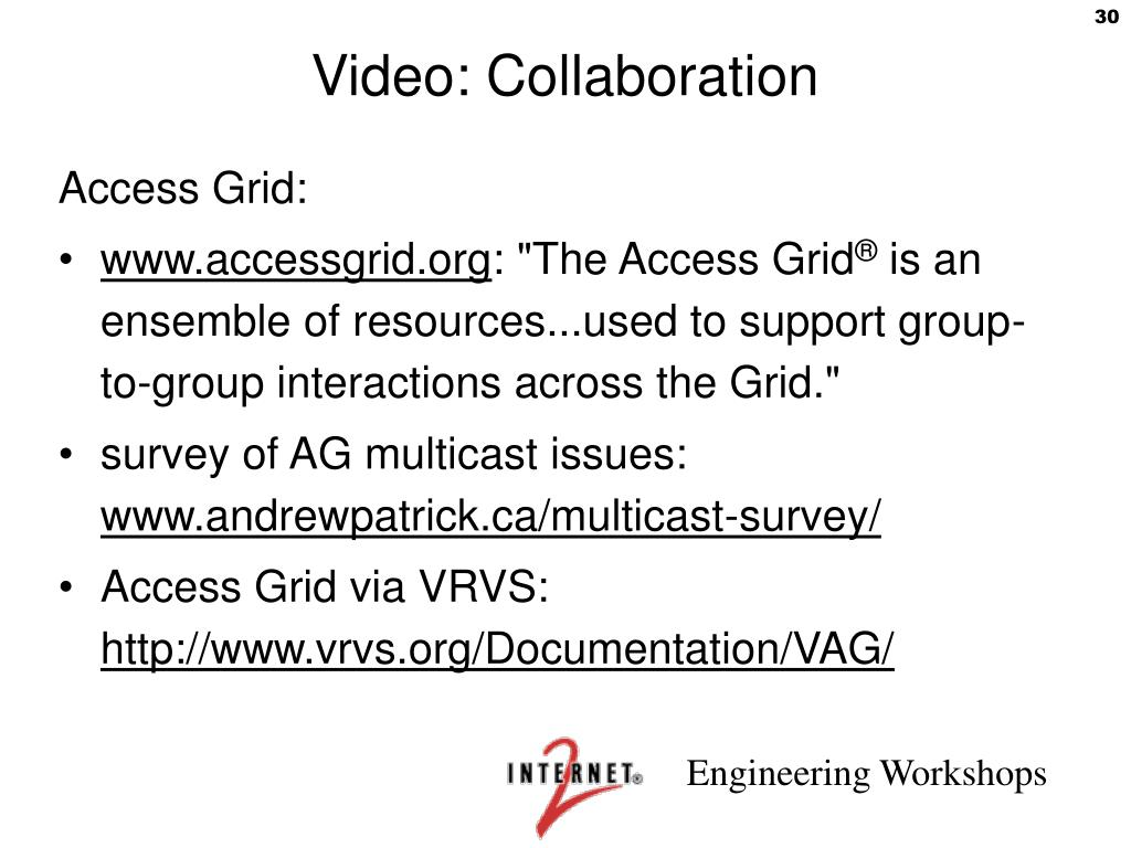 Video: Collaboration