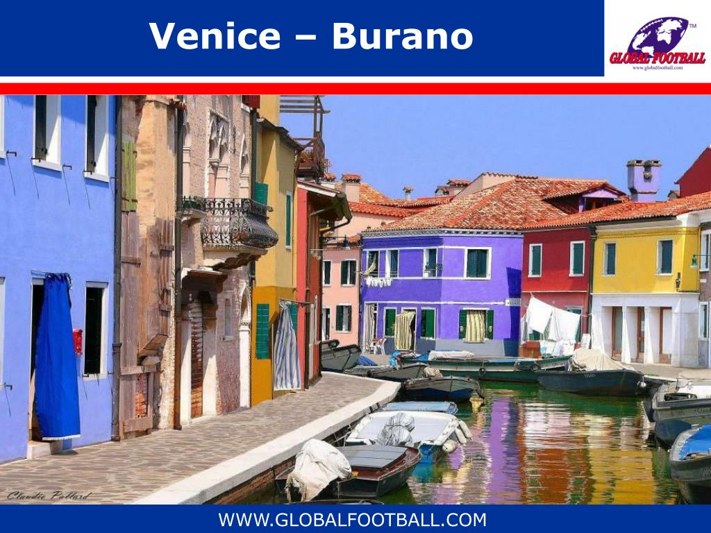 Venice – Burano