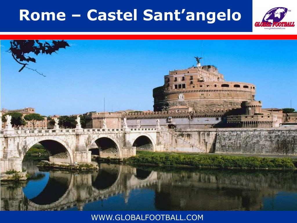Rome – Castel Sant'angelo