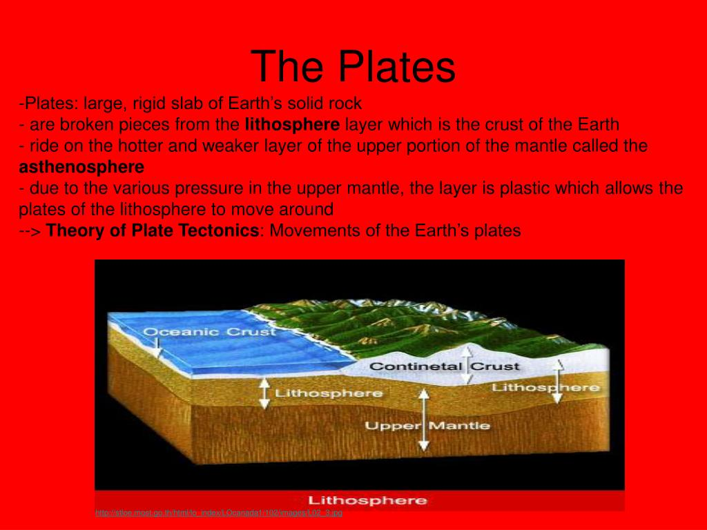 The Plates