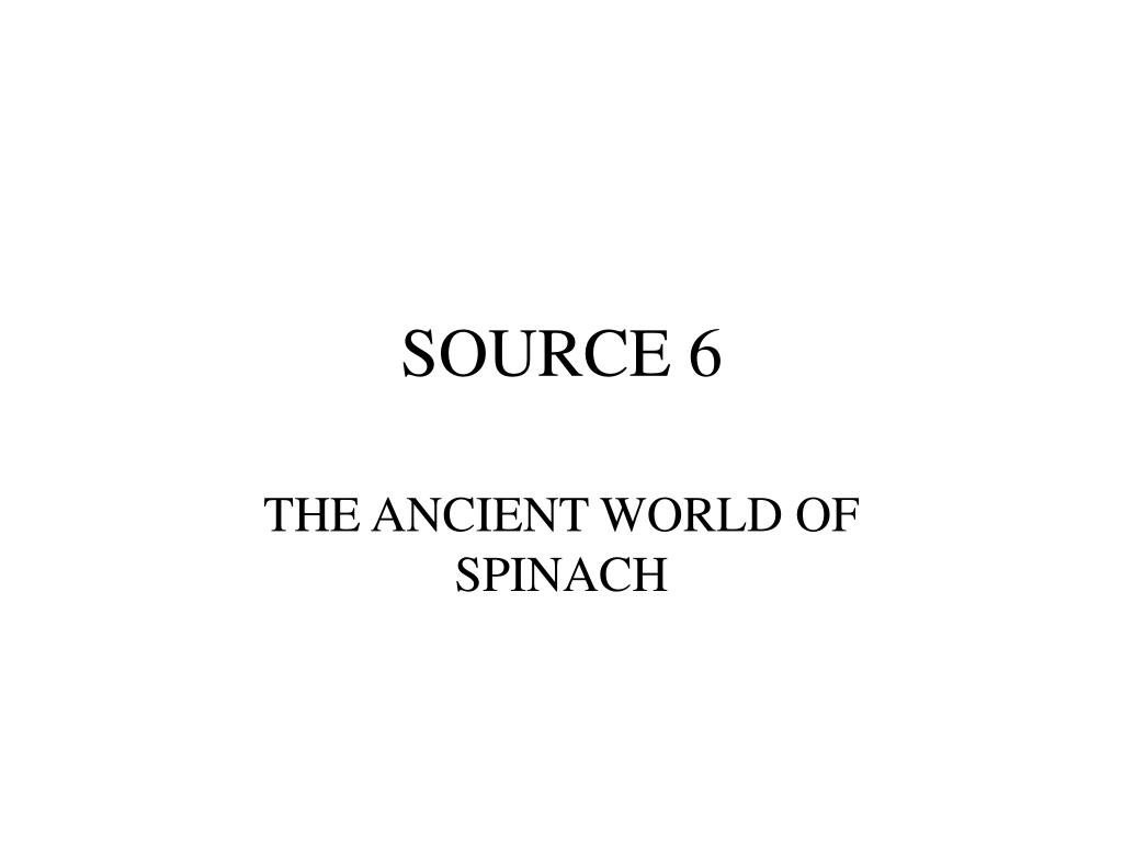 SOURCE 6