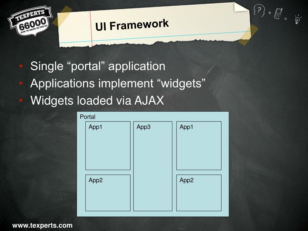 UI Framework