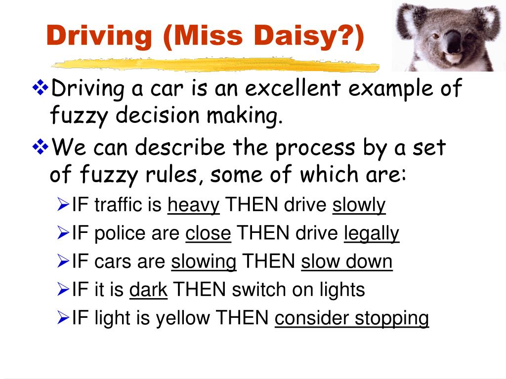 Driving (Miss Daisy?)