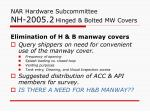 nar hardware subcommittee nh 2005 2 hinged bolted mw covers6