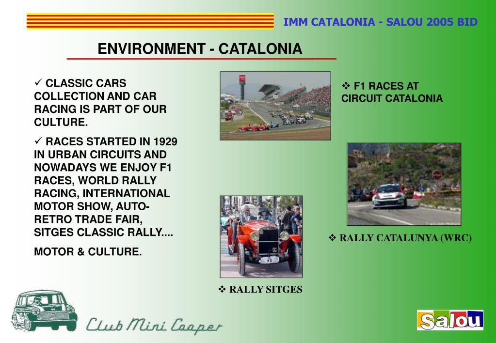 ENVIRONMENT - CATALONIA