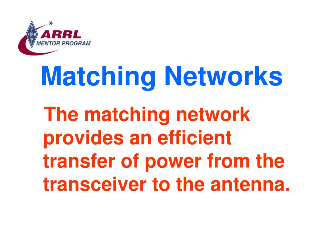 Matching Networks