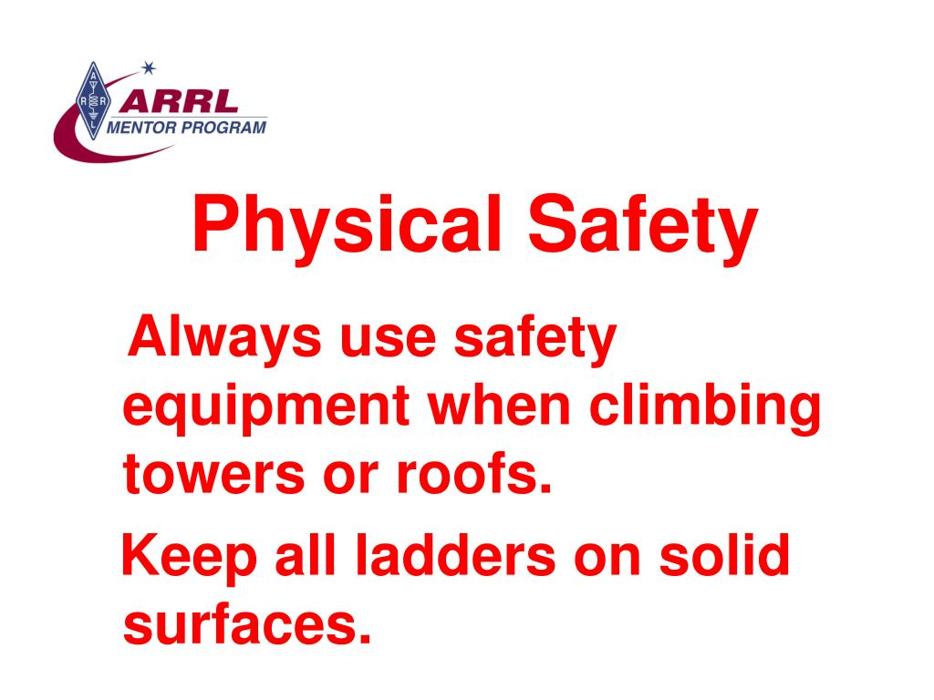 Physical Safety