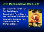 even muhammad ali had limits