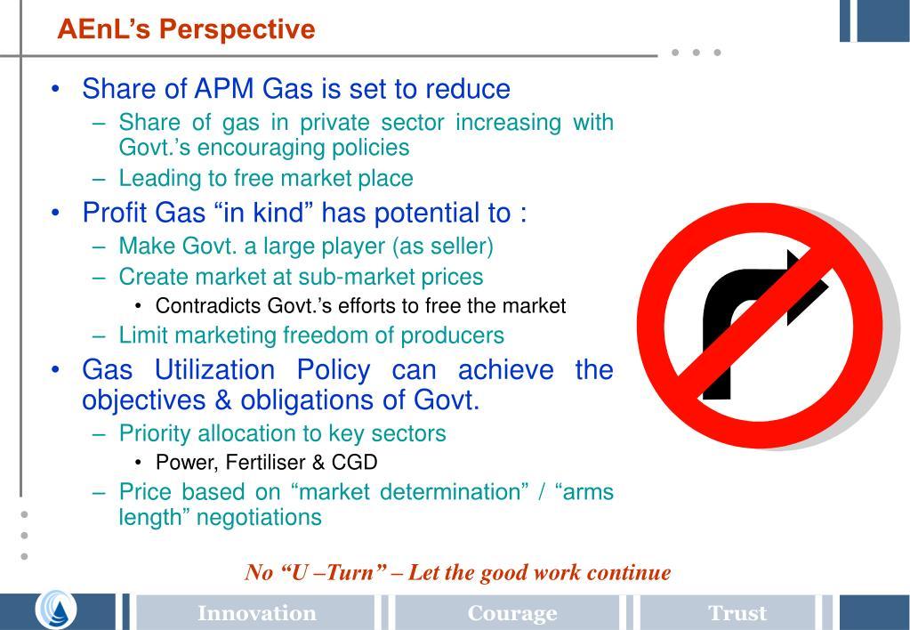 AEnL's Perspective