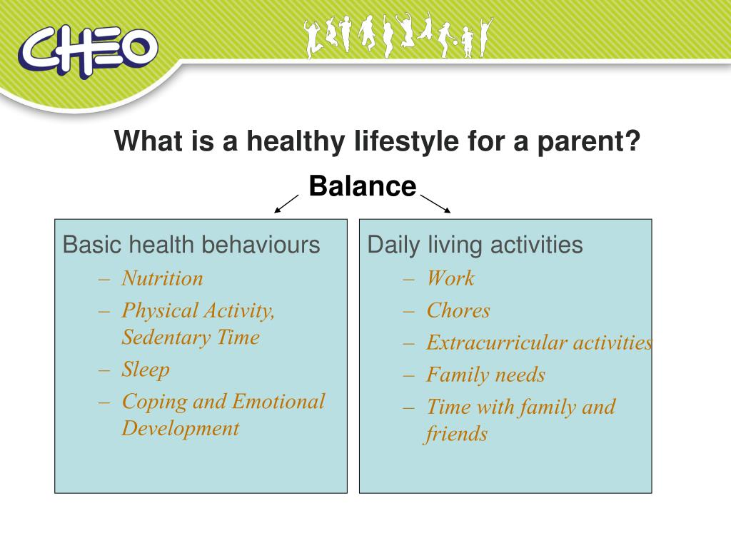 describe a healthy lifestyle A healthy lifestyle isn't just diet and exercise so what is a healthy lifestyle today we go over the components of leading a healthy lifestyle and how it's.