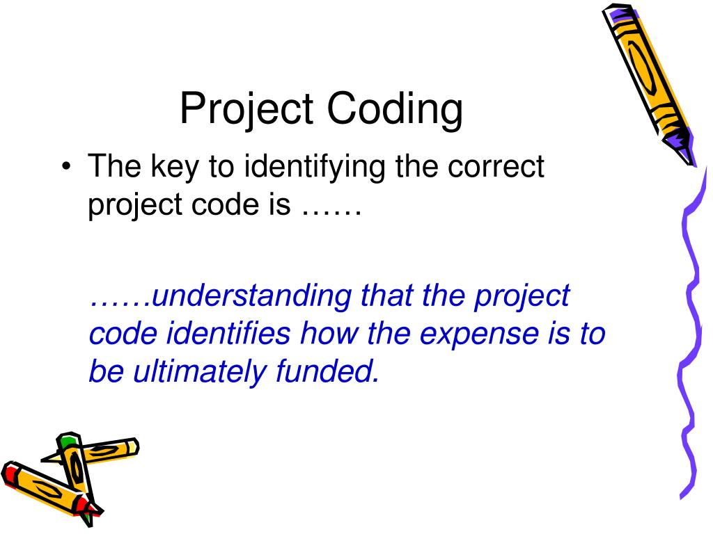 Project Coding