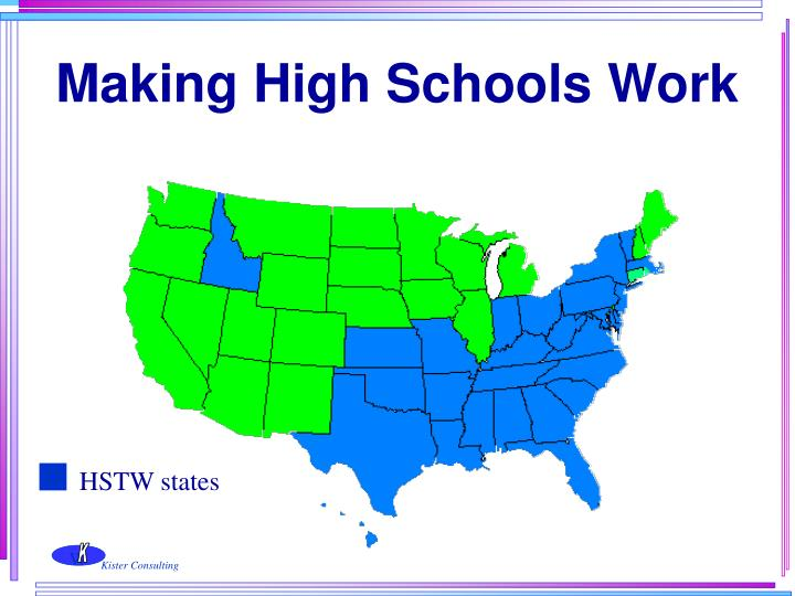 Making High Schools Work