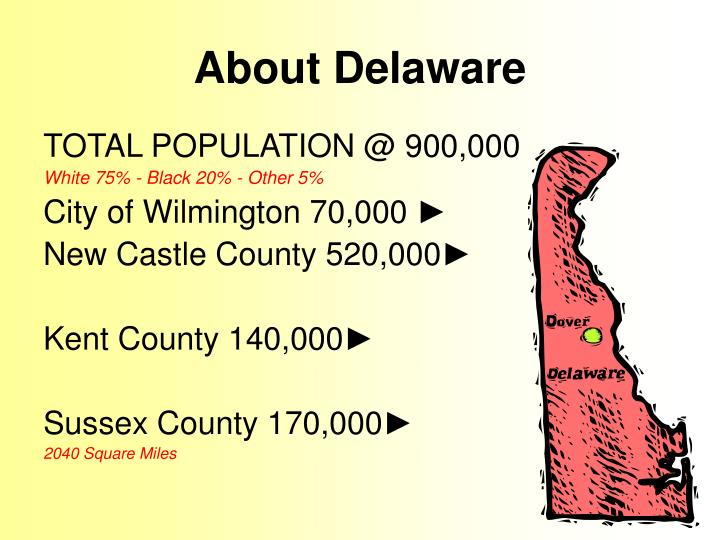 About delaware