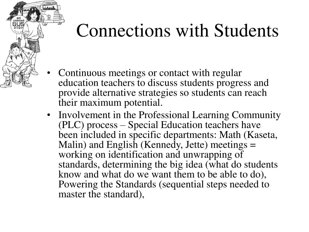 Connections with Students