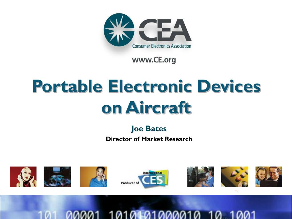Portable Electronic Devices on Aircraft