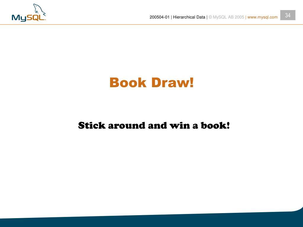 Book Draw!
