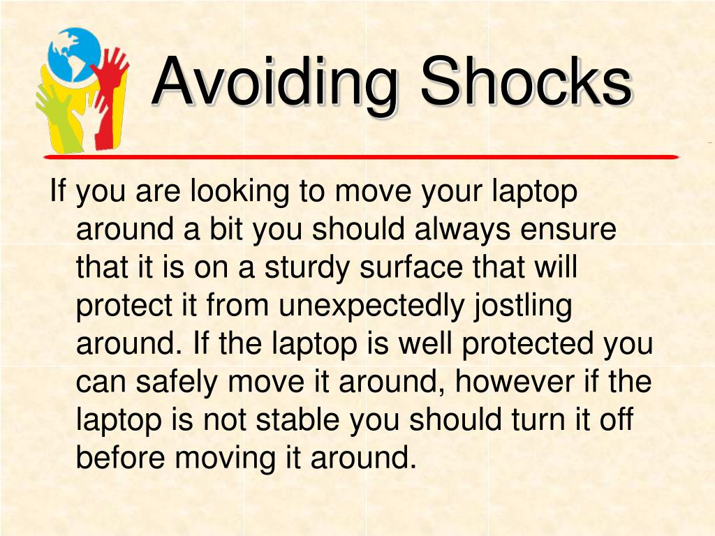 Avoiding Shocks