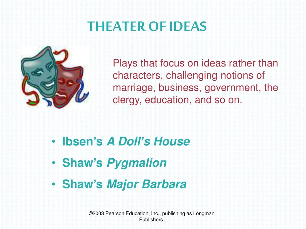 THEATER OF IDEAS