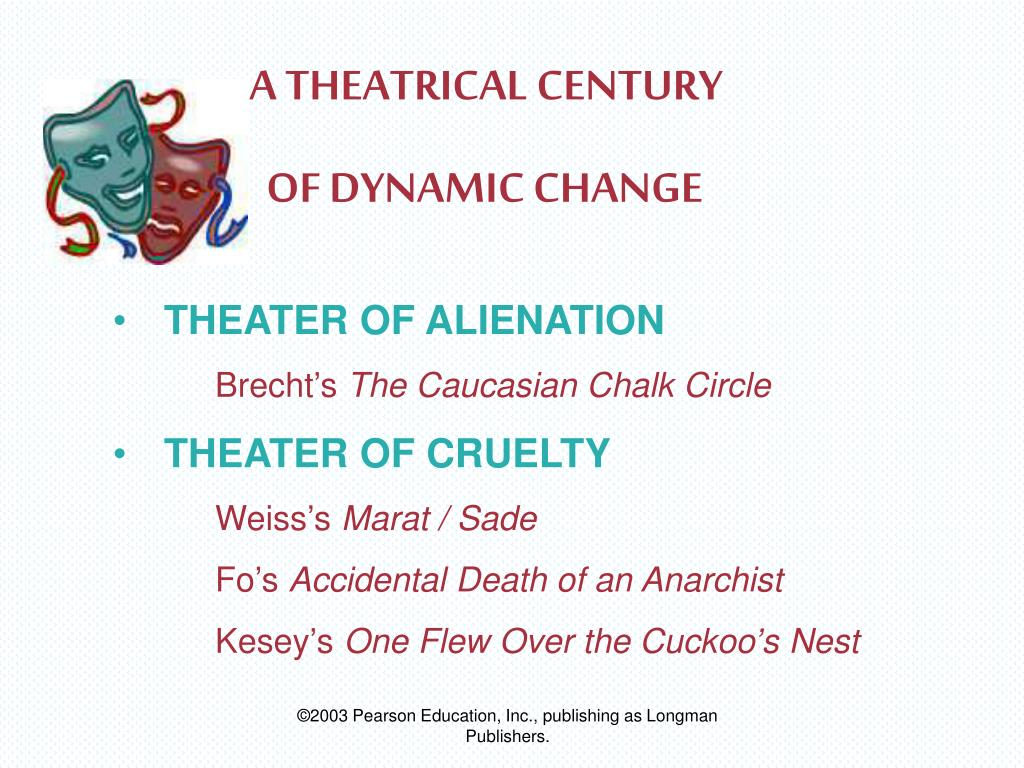 A THEATRICAL CENTURY