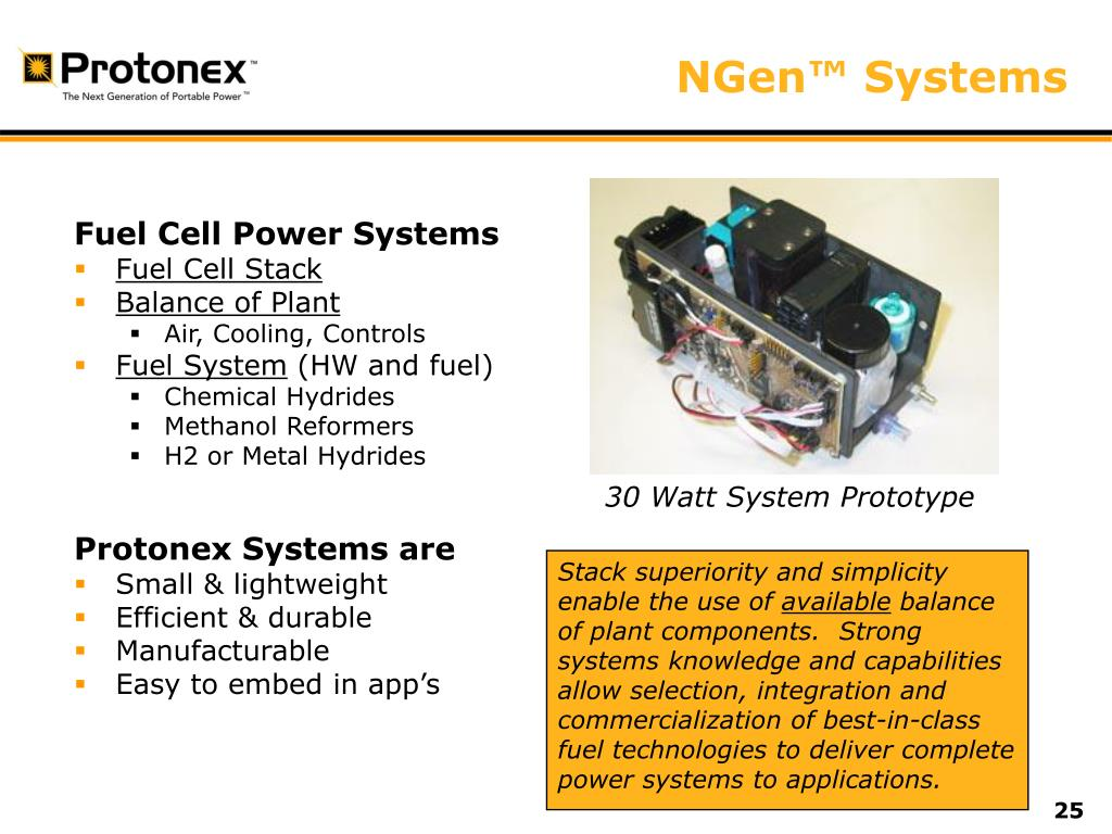 NGen™ Systems