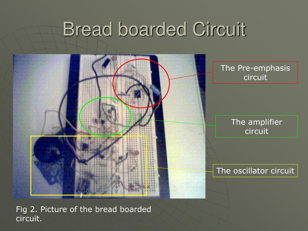 Bread boarded Circuit