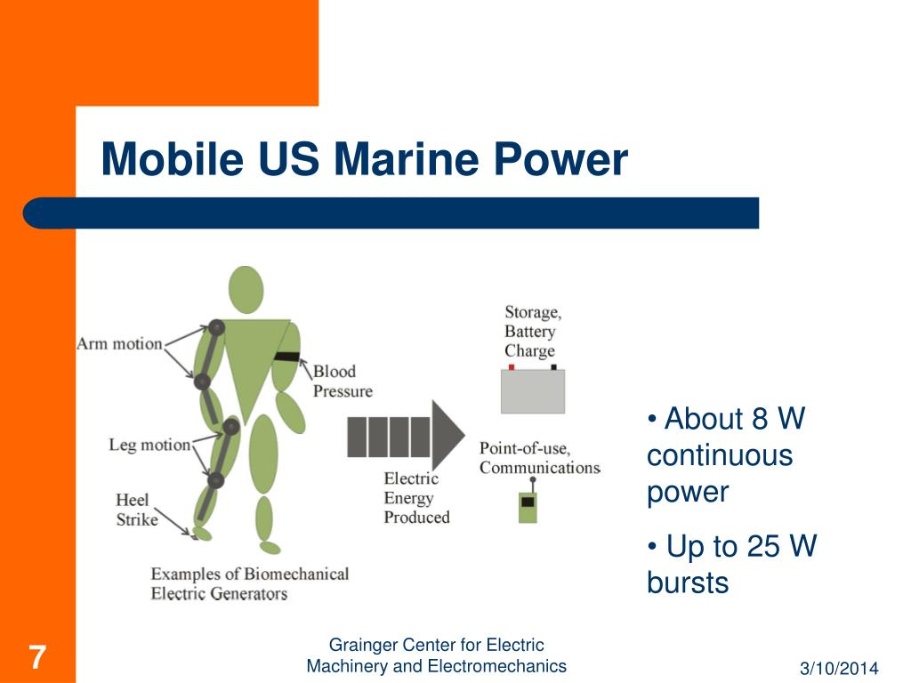 Mobile US Marine Power