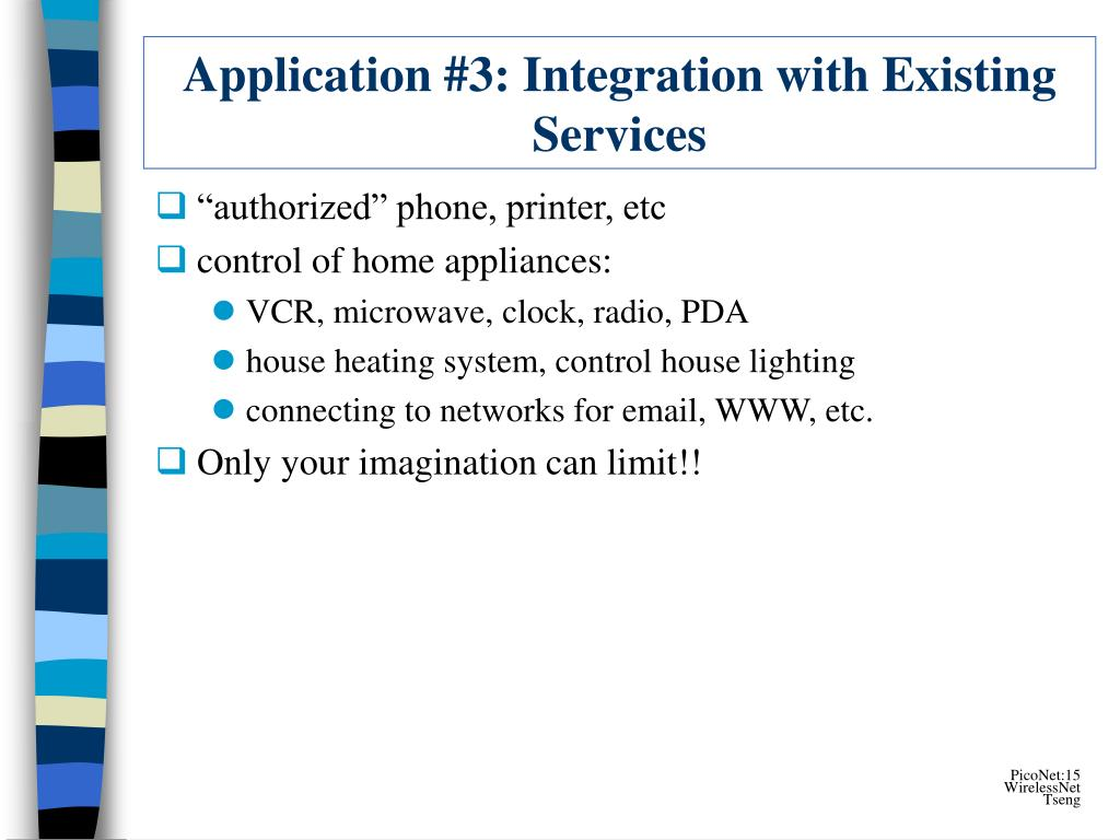 Application #3: Integration with Existing Services