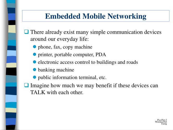 Embedded mobile networking l.jpg