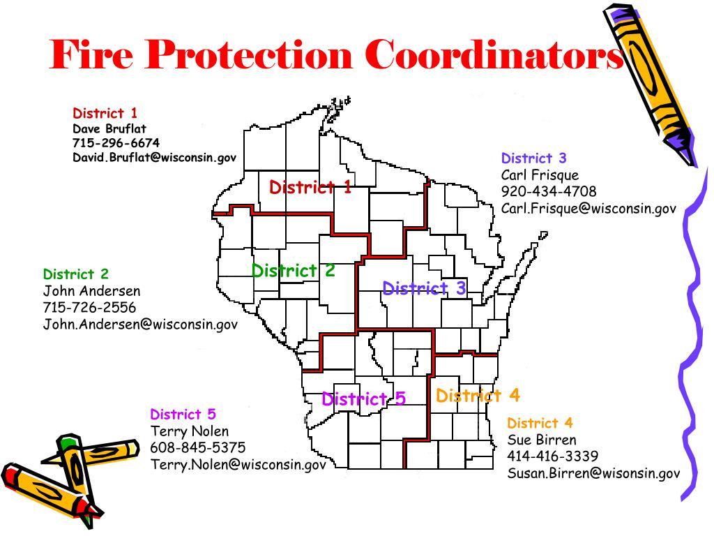 Fire Protection Coordinators