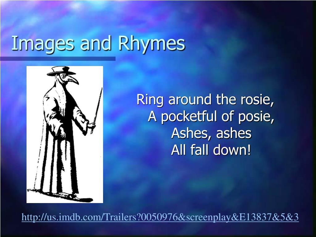 Images and Rhymes