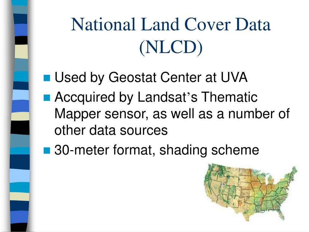 National Land Cover Data (NLCD)
