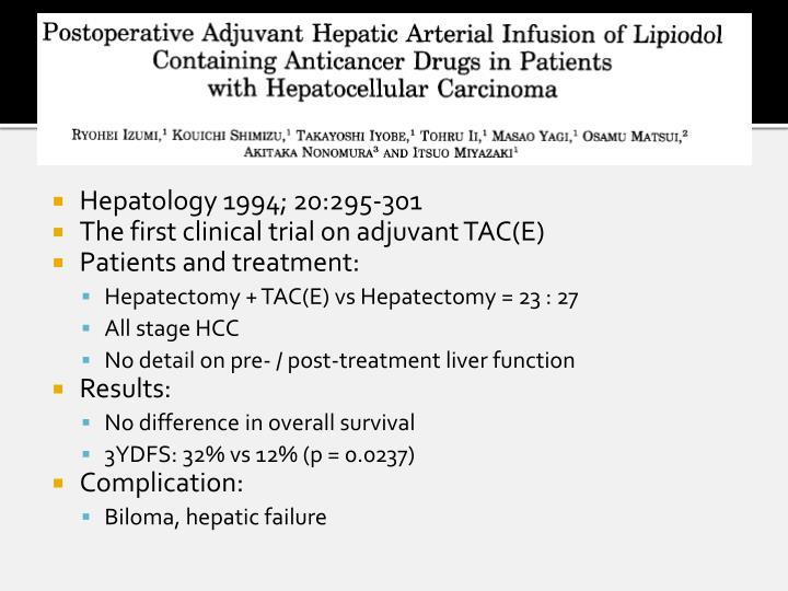 Hepatology 1994; 20:295-301