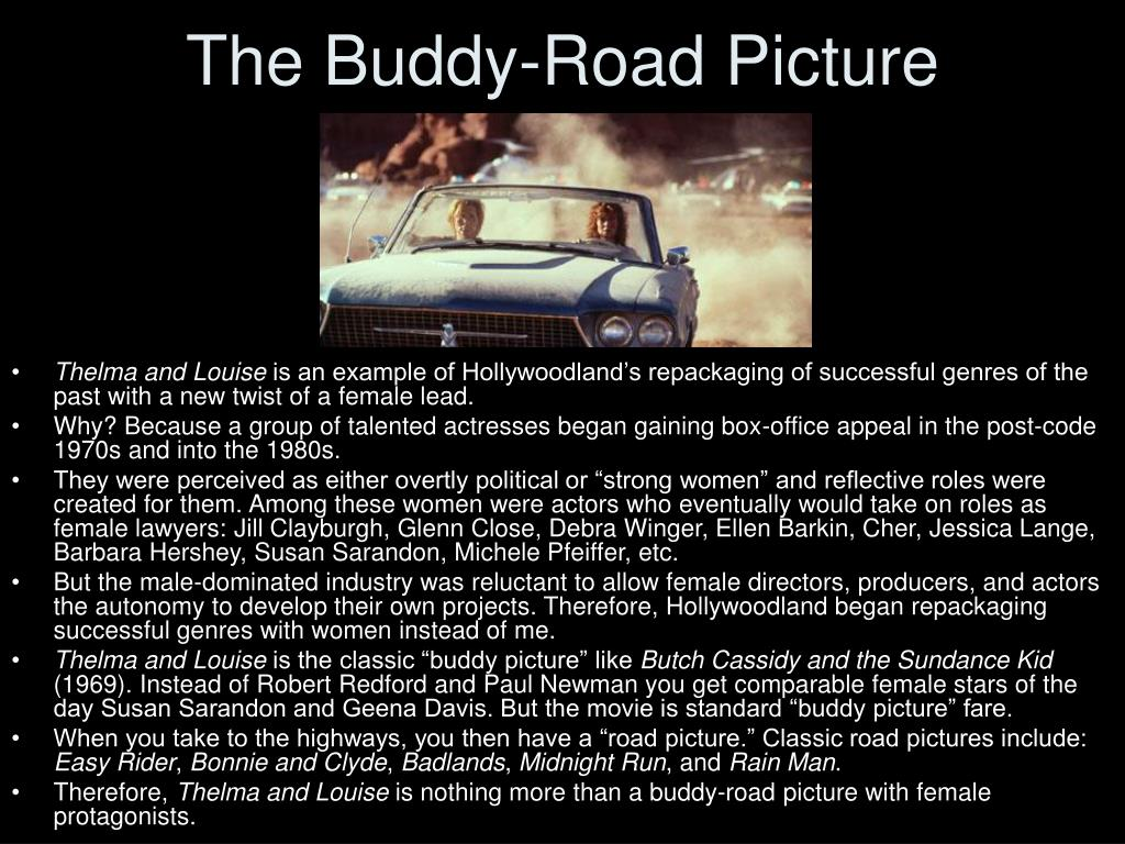 The Buddy-Road Picture