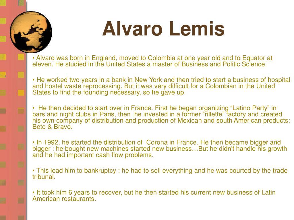 Alvaro Lemis