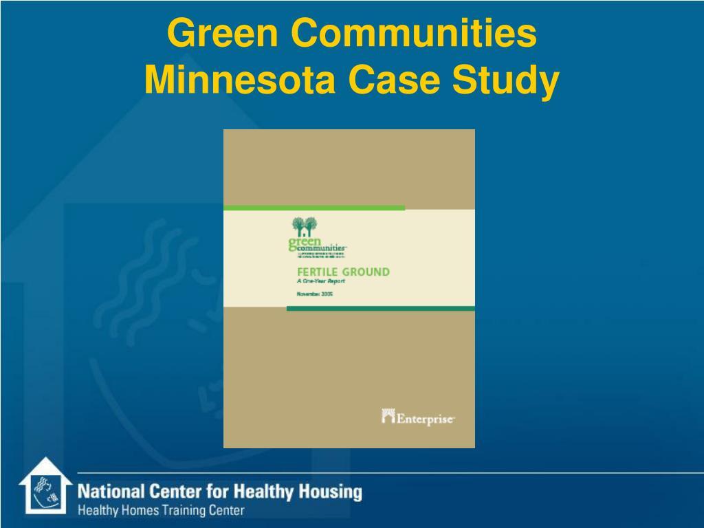 Green Communities