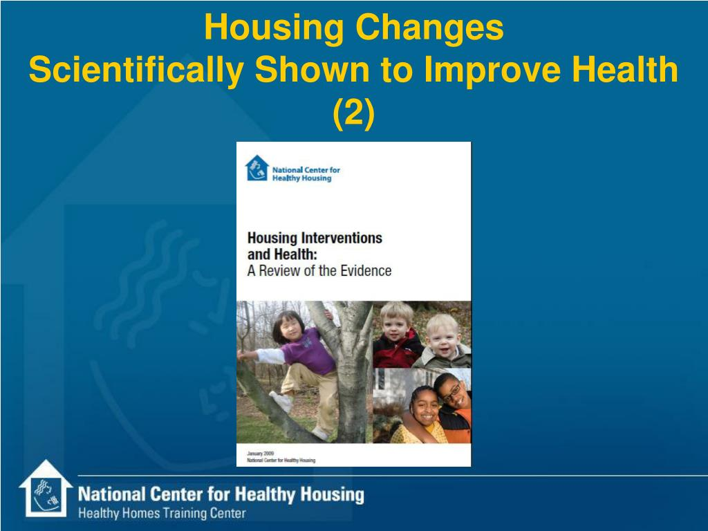 Housing Changes