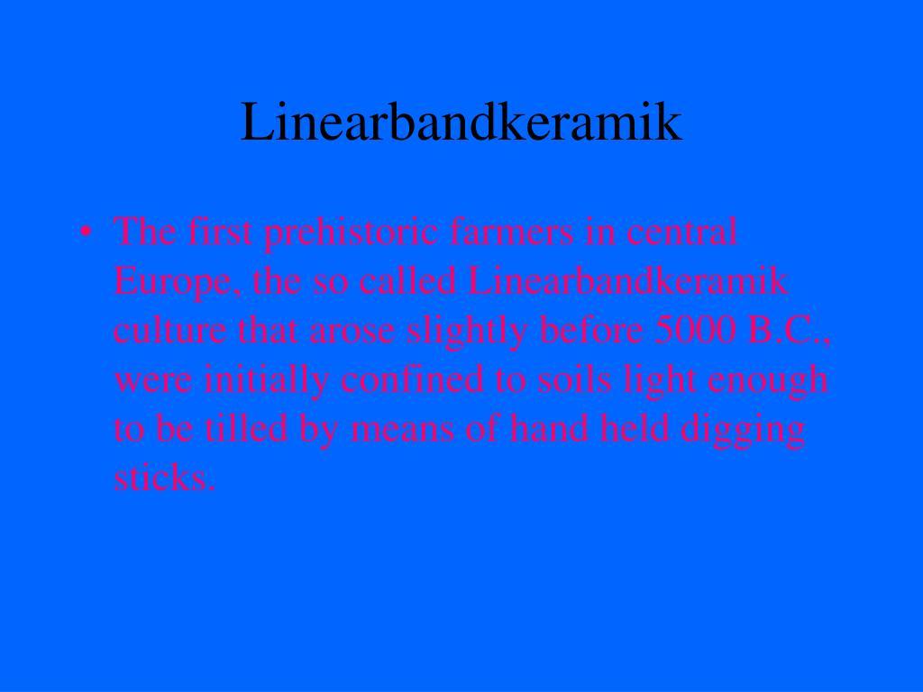 Linearbandkeramik