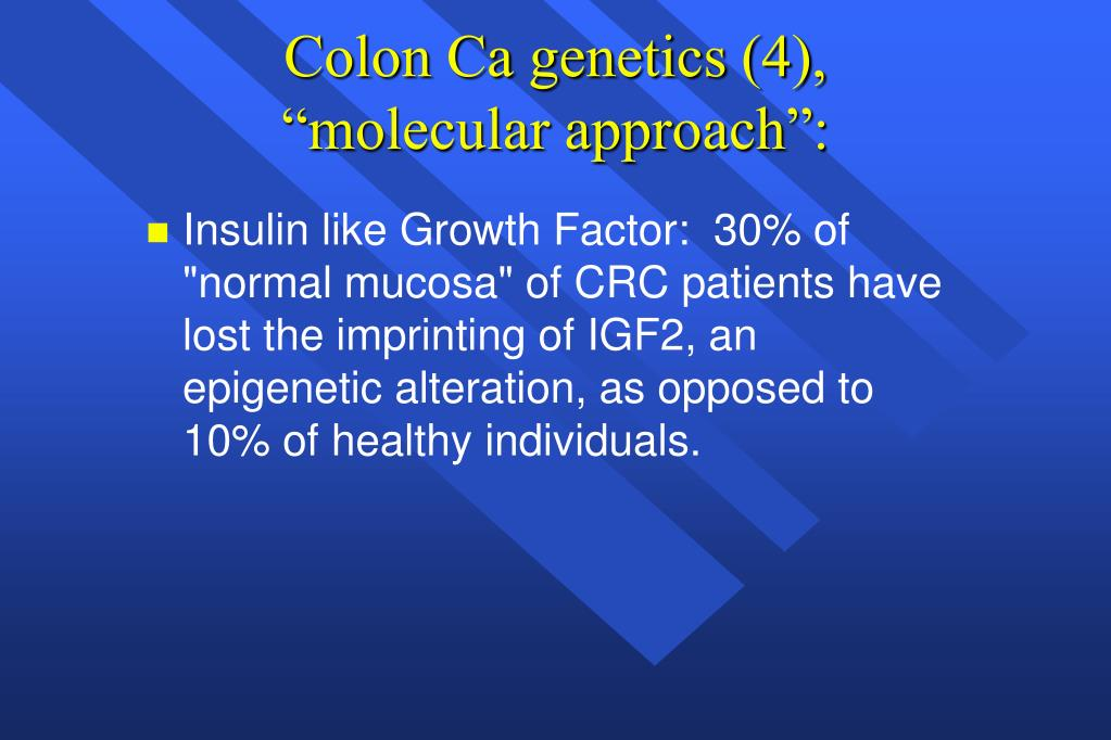 Colon Ca genetics (4),