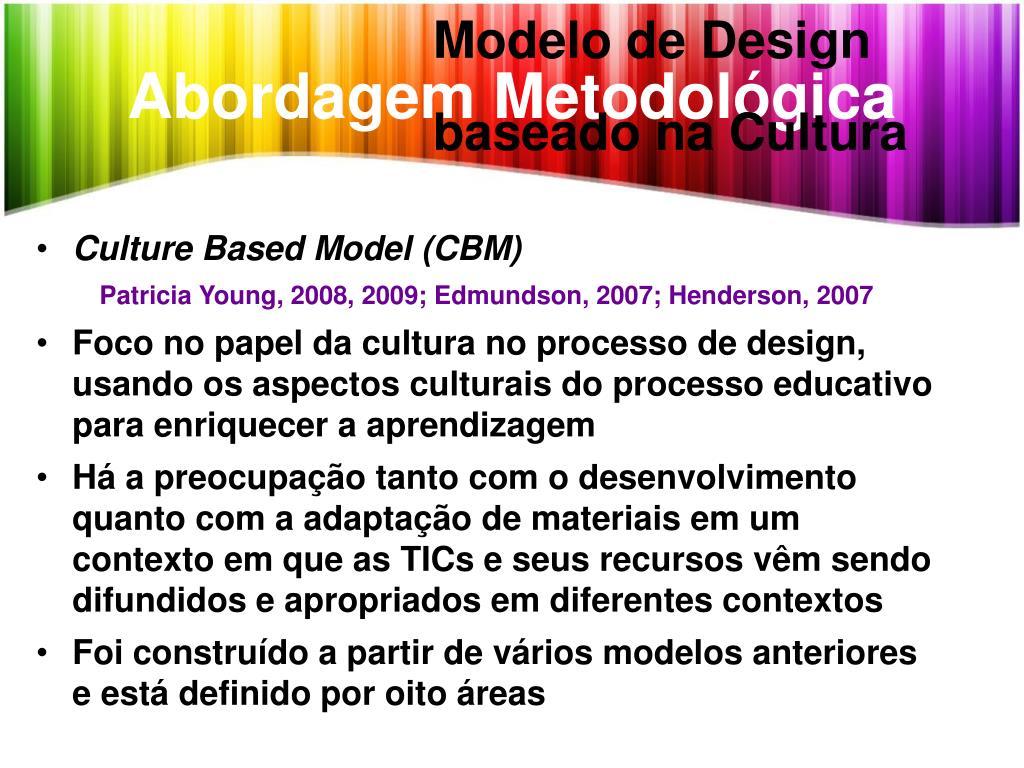 Modelo de Design