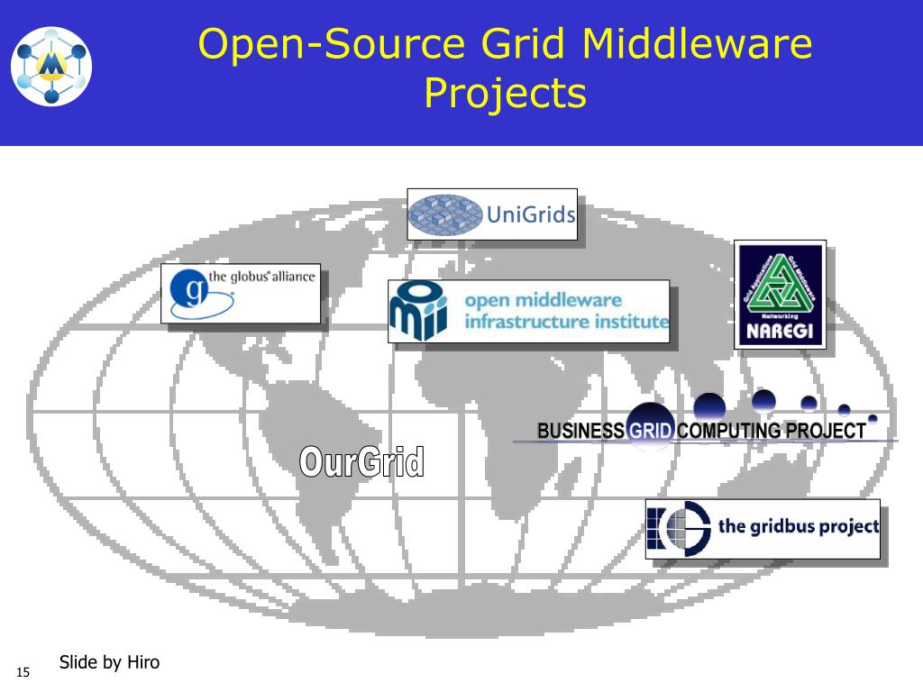 Open-Source Grid Middleware Projects