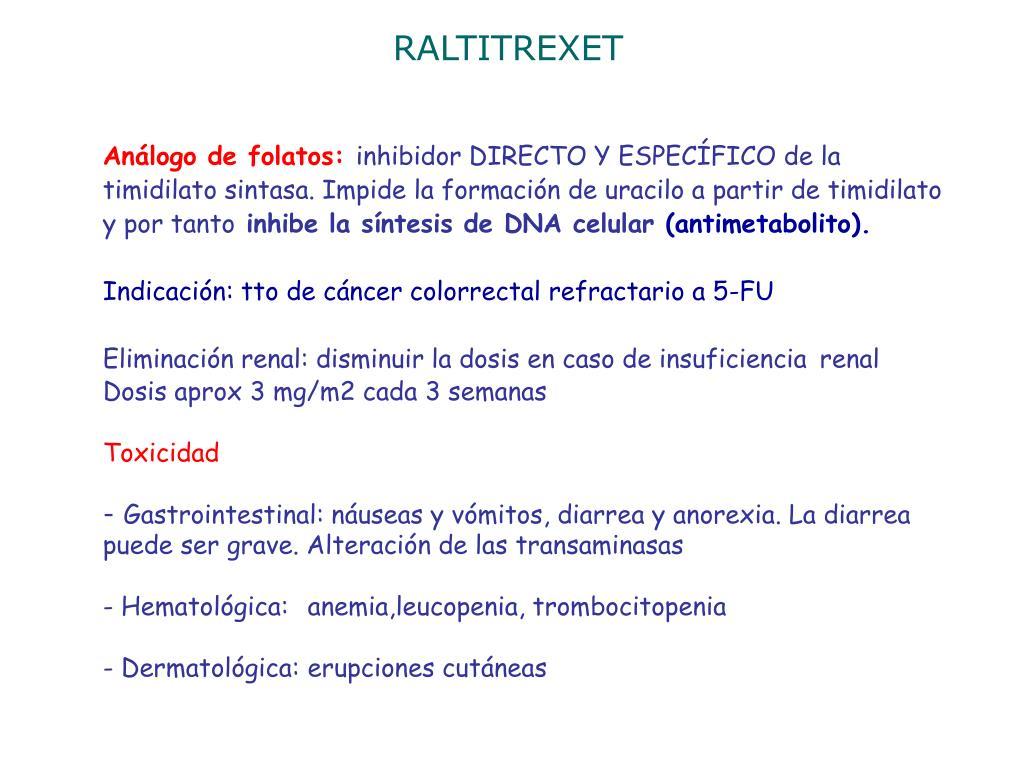 RALTITREXET