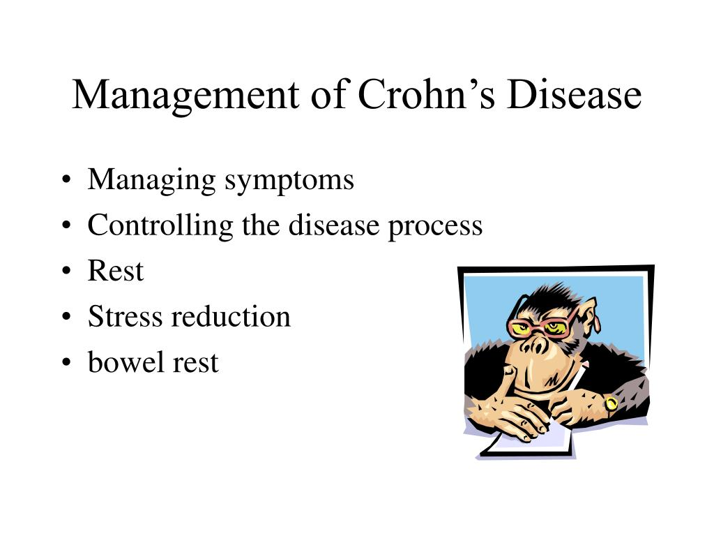 Management of Crohn's Disease