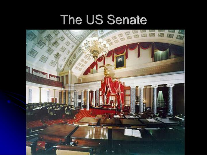 The US Senate