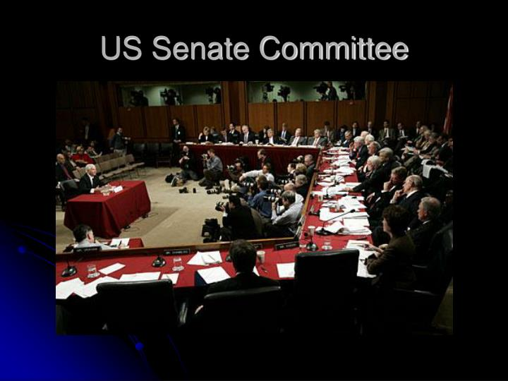 US Senate Committee