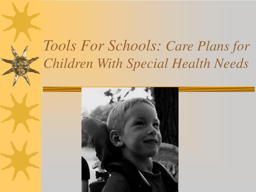 Tools For Schools: