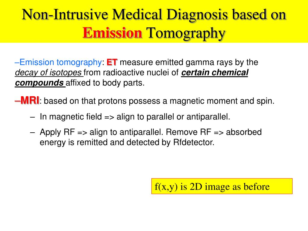 Non-Intrusive Medical Diagnosis based on