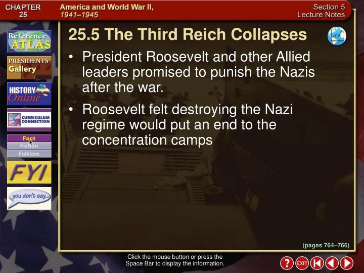 25.5 The Third Reich Collapses