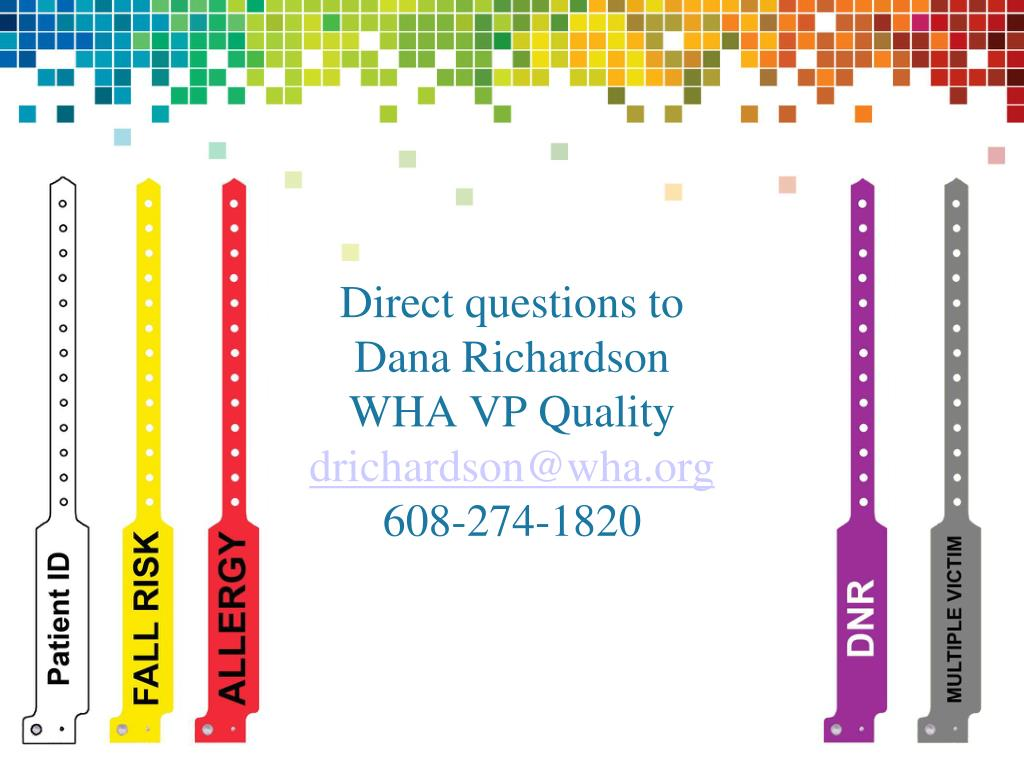 Direct questions to